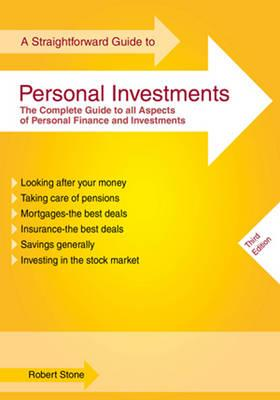 A Straightforward Guide to Personal Investments - Stone, Robert