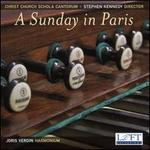 A Sunday in Paris
