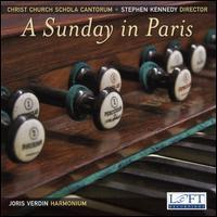 A Sunday in Paris - Adelaide Boedecker (soprano); Jordan Wilson (bass); Joris Verdin (harmonium); Julie Shulman (double bass);...