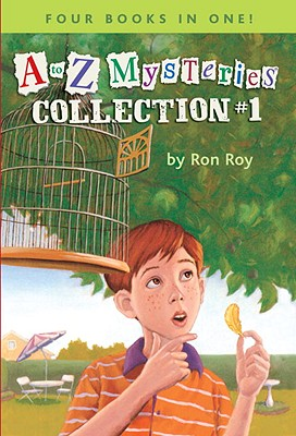 A to Z Mysteries: Collection #1 - Roy, Ron