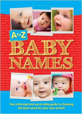 A to Z of Baby Names -