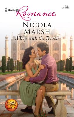 A Trip with the Tycoon - Marsh, Nicola