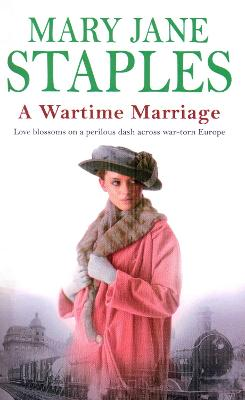 A Wartime Marriage - Staples, Mary Jane