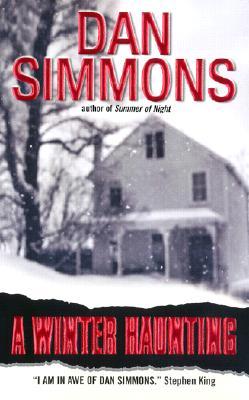 A Winter Haunting - Simmons, Dan