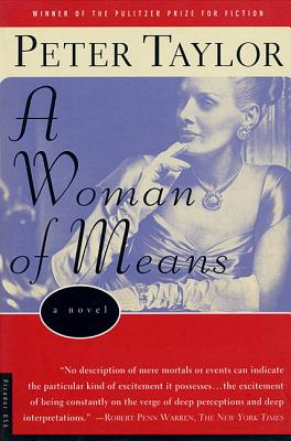 A Woman of Means - Taylor, Peter