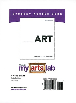 A World of Art - Sayre, Henry M