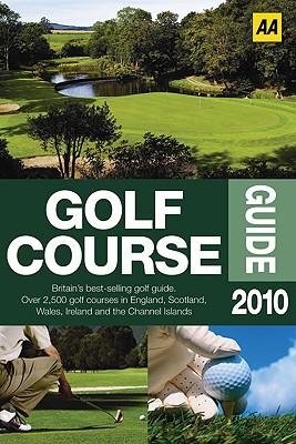 AA Golf Course Guide - AA Publishing (Creator)