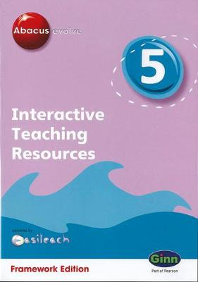 Abacus Evolve Interactive: Year 5 Teaching Resource Framework Edition Version 1.1 -