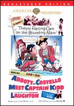 Abbott and Costello Meet Captain Kidd - Charles Lamont