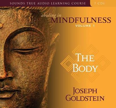 Abiding in Mindfulness, Volume 1: The Body - Goldstein, Joseph