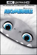 Abominable [Includes Digital Copy] [4K Ultra HD Blu-ray/Blu-ray]