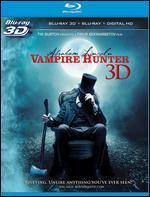 Abraham Lincoln: Vampire Hunter [3D] [Blu-ray/DVD]