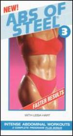 Abs of Steel 3: Intense Abdominal Workouts