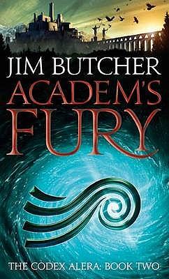 Academ's Fury - Butcher, Jim