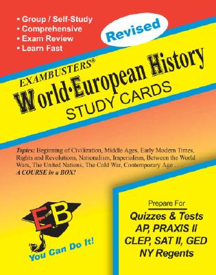 Ace's Exambusters World/European History: A Whole Course in a Box - Burchard, Elizabeth R. (Editor)