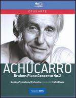 Achucarro: Brahms - Piano Concerto No. 2 [Blu-ray]