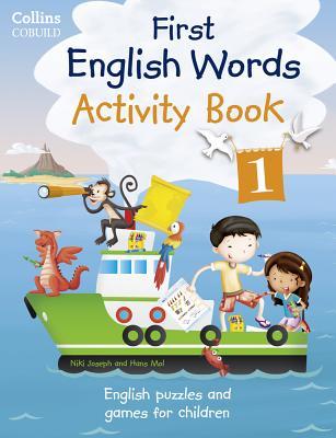 Activity Book 1: Age 3-7 -