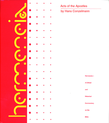 Acts of the Apostles - Conzelmann, Hans