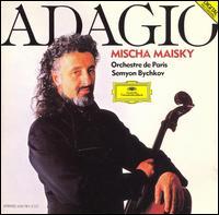 Adagio - Mischa Maisky (cello); Orchestre de Paris; Semyon Bychkov (conductor)