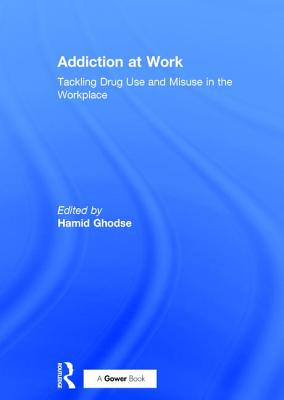 a review of drug use in the workplace European guidelines for workplace drug testing in  accurate and reliable information about a donor's drug use  guidelines for workplace drug testing in.