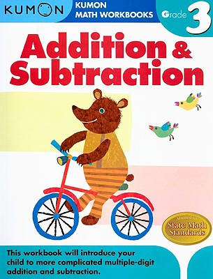 Addition & Subtraction Grade 3 -
