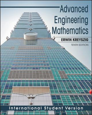 Advanced Engineering Mathematics - Kreyszig, Erwin