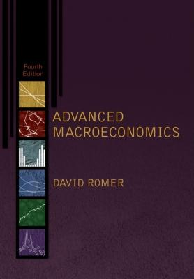Advanced Macroeconomics - Romer, David, Professor