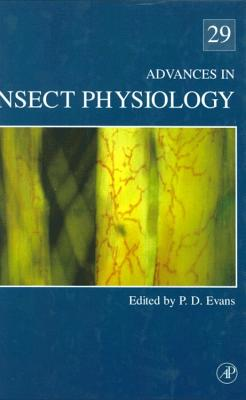 Advances in Insect Physiology - Evans, Peter (Editor)