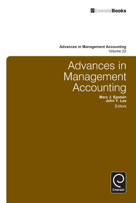 Advances in Management Accounting - Lee, John Y (Editor)