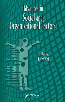 Advances in Social and Organizational Factors - Vink, Peter (Editor)