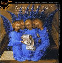 Advent at St. Paul's - Andrew Lucas (organ); Christopher Royall (counter tenor); Edmund Melik-Mourad (treble); Edward Burrowes (treble);...