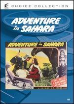 Adventure in Sahara - David Ross Lederman