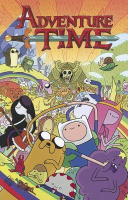 Adventure Time, Volume 1 - North, Ryan, and Ward, Pendleton (Creator)