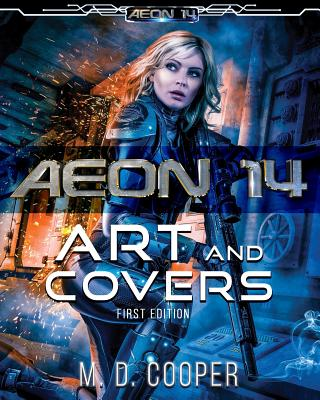 Aeon 14 - The Art and Covers: First Edition - Cooper, M