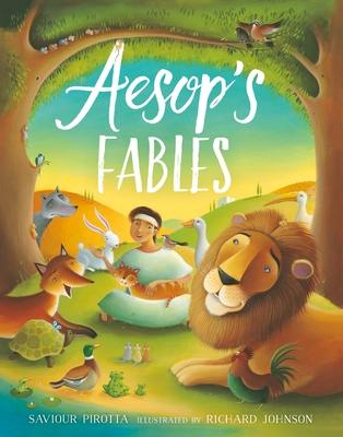 Aesop's Fables - Pirotta, Saviour