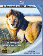Africa the Serengeti [Blu-ray]