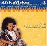 Africa Vision Vol. 1 Musical Anthology Of African Cinema
