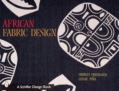 African Fabric Design - Friedland, Shirley
