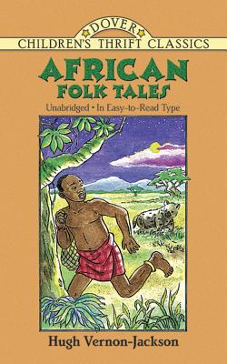African Folk Tales - Vernon-Jackson, Hugh (Editor)