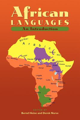African Languages: An Introduction - Heine, Bernd (Editor)