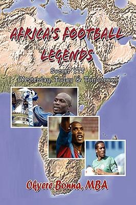 Africa's Football Legends - Bonna, Okyere Mba