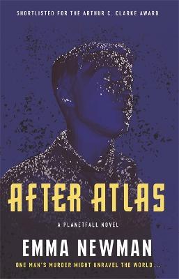 After Atlas - Newman, Emma