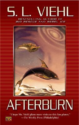 Afterburn - Viehl, S L