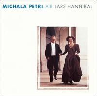 Air: Works for Recorder and Guitar - Lars Hannibal (guitar); Lars Hannibal (archlute); Michala Petri (recorder)