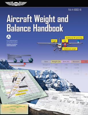 Aircraft Weight and Balance Handbook: Faa-H-8083-1b - (asa) Federal Aviation Administration (Faa)/Aviation Supplies & Academics