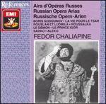 Airs d'Opéras Russes - Feodor Chaliapin (bass); G. Pozemkovsky (tenor); Paris Russian Opera Chorus (choir, chorus);...