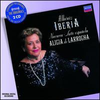 Albéniz: Iberia; Navarra; Suite Española - Alicia de Larrocha (piano)