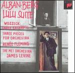 Alban Berg: Lulu Suite; Wozzeck, Three Excerpts
