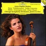 Alban Berg: Violinkonzert; Wolfgang Rihm: Gesungene Zeit
