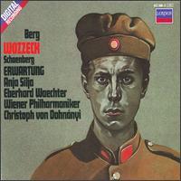 Alban Berg: Wozzeck; Arnold Schoenberg: Erwartung - Alexander Malta (vocals); Alfred Sramek (vocals); Anja Silja (vocals); Eberhard Wächter (baritone); Franz Waechter (vocals);...